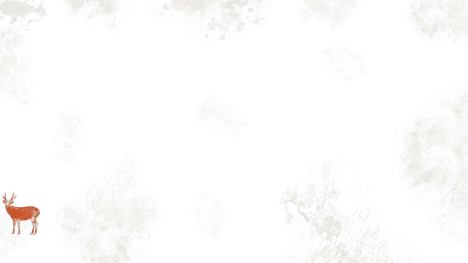 Hintergrund grau Elch