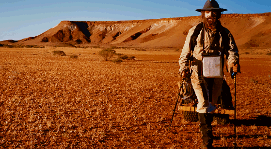 Jon Muir Australien
