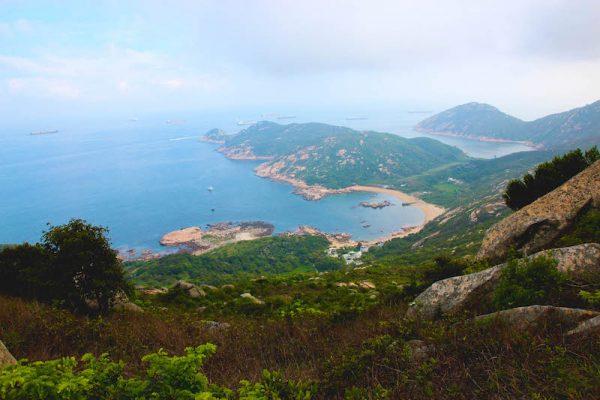 Hongkongs Inseln