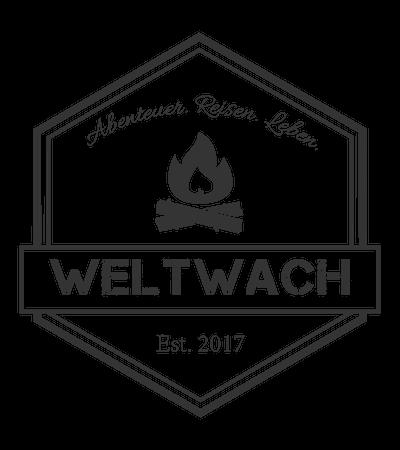 Weltwach Logo grau