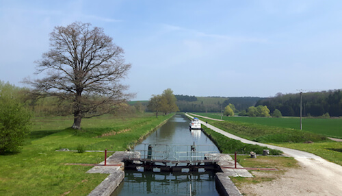 Canal due Nivernais