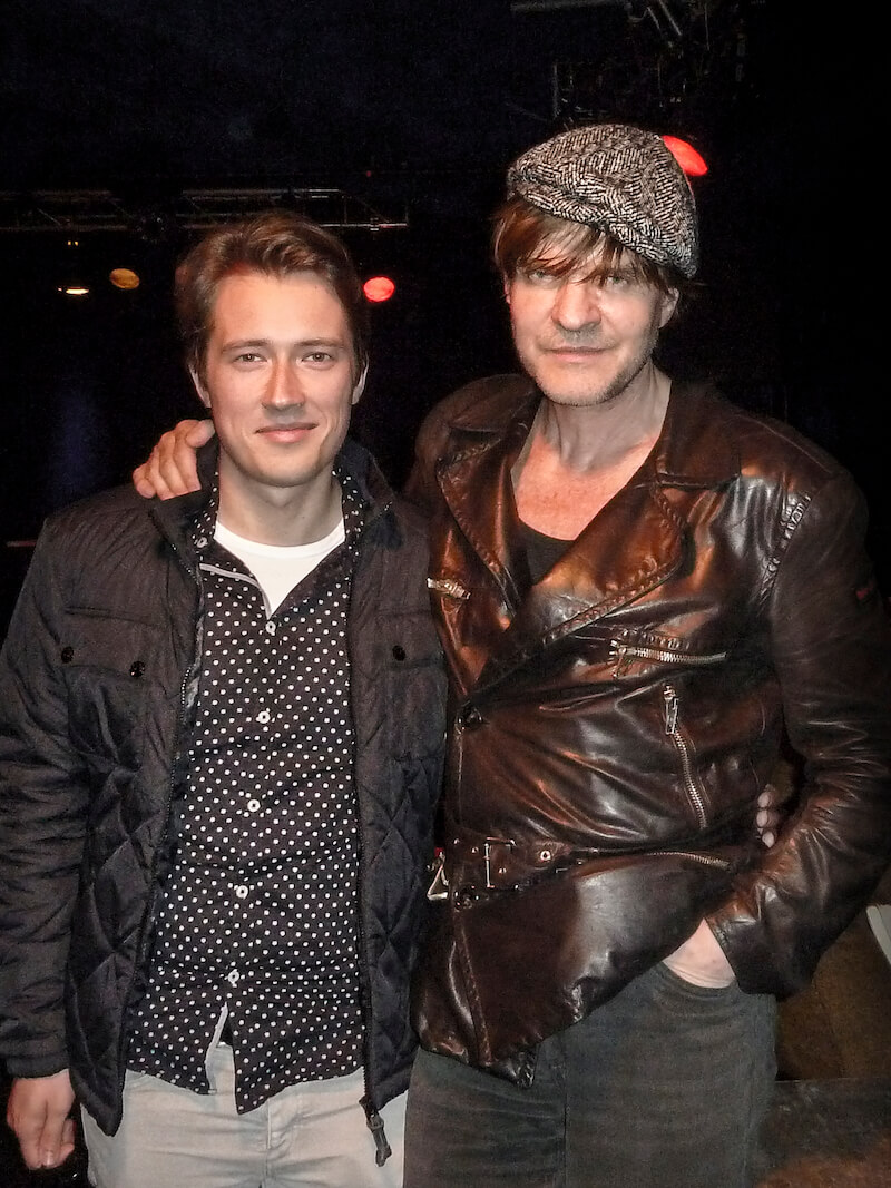 Erik Lorenz und Andreas Altmann