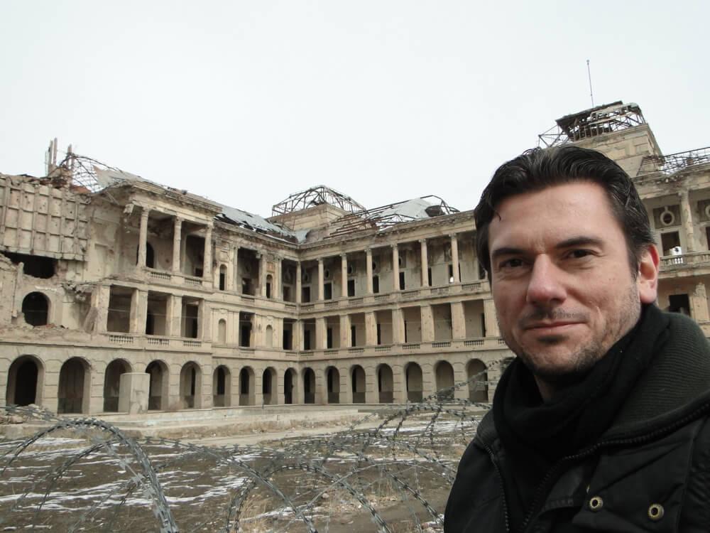 Michael Scholten Afghanistan
