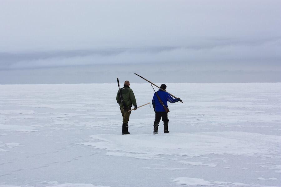 Grönland Jagd