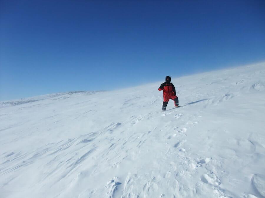 Thomas Bauer Groenland Abenteurer unterwegs