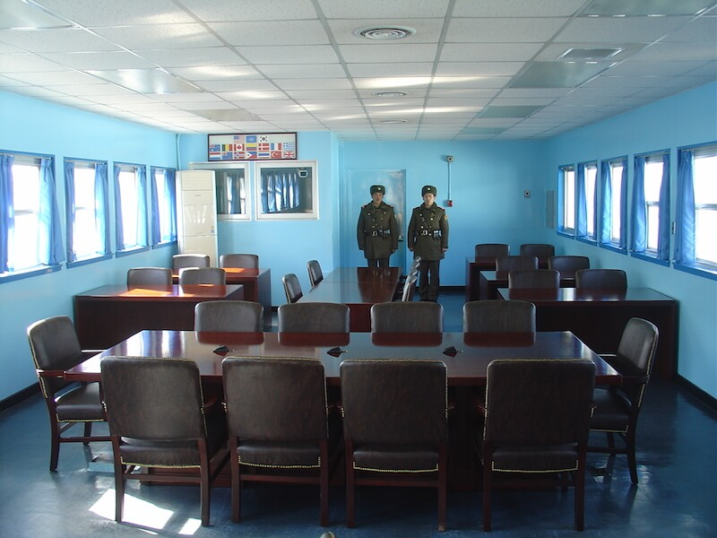 Nordkorea Michael Scholten