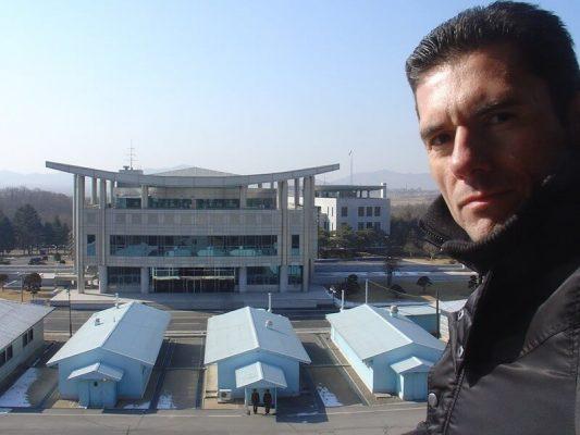 Michael Scholten Nordkorea