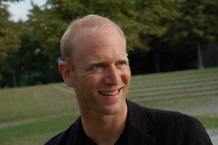 Thomas Bauer Portrait Gesicht