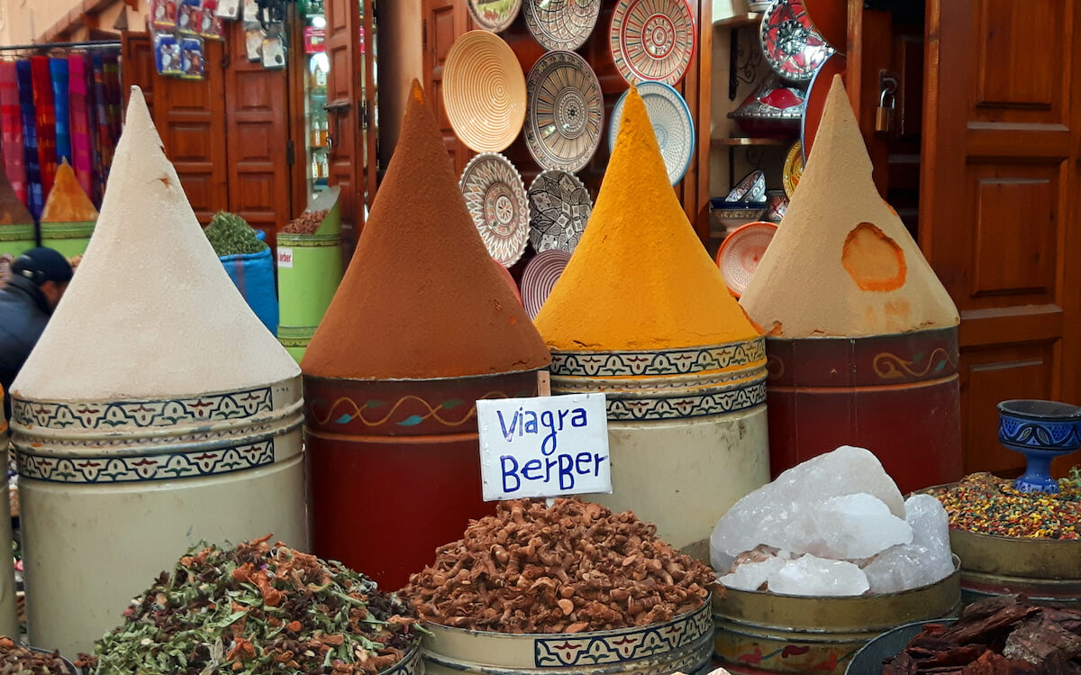 Basar in Marrakesch - Copyright Karsten-Thilo Raab (2)