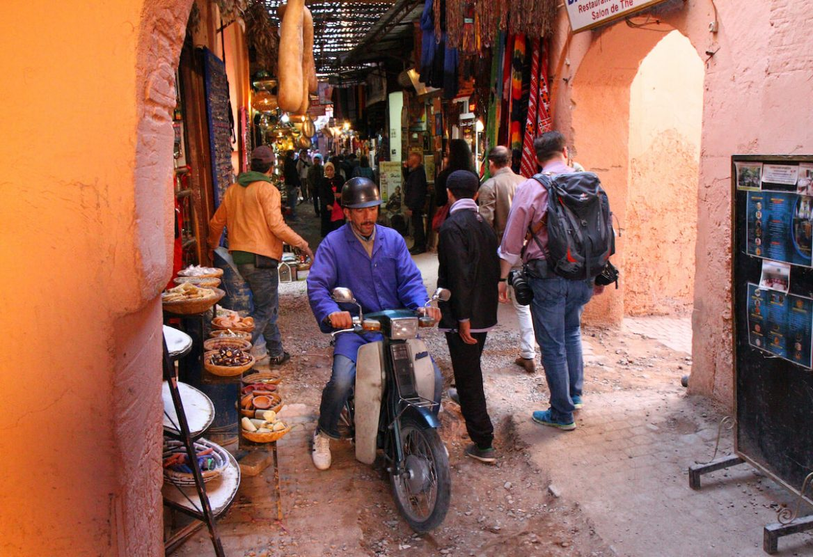 Basar in Marrakesch - Copyright Karsten-Thilo Raab (8)