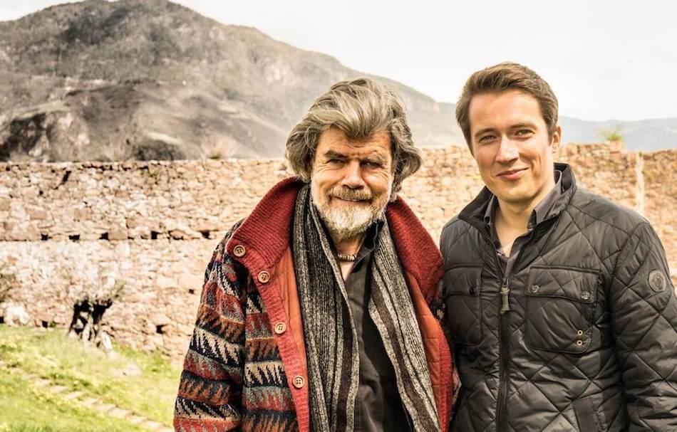 Reinhold Messner Erik Lorenz Weltwach