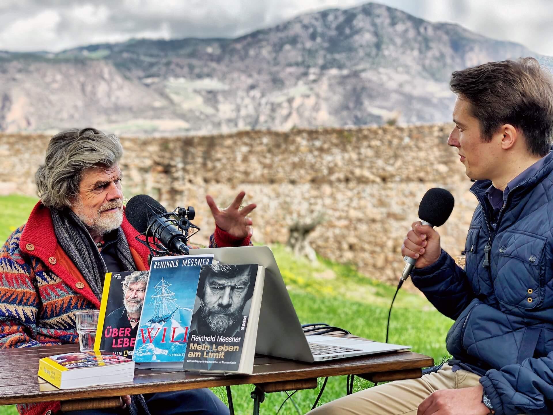 Reinhold Messner Weltwach