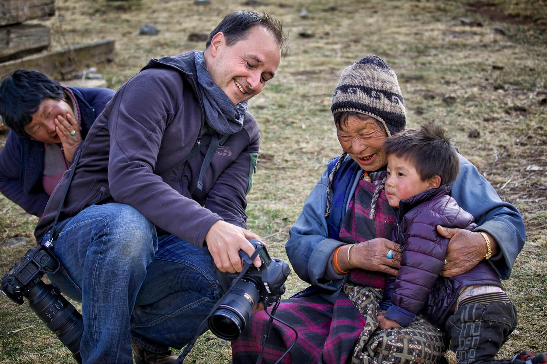 Thorge Berger Bhutan