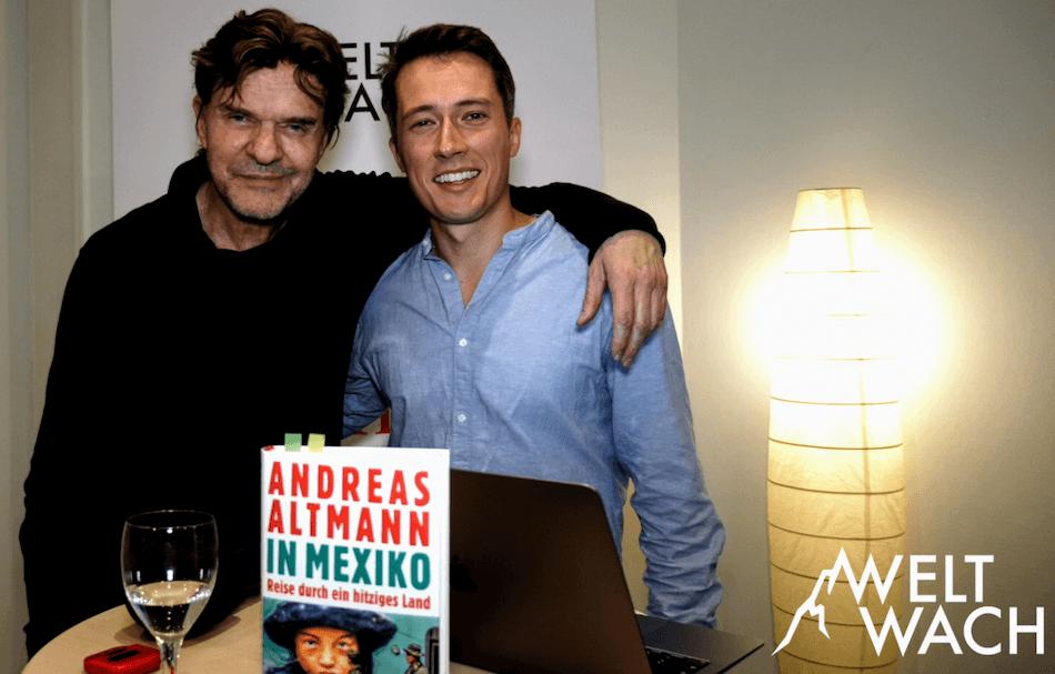 Andreas Altmann Erik Lorenz overview