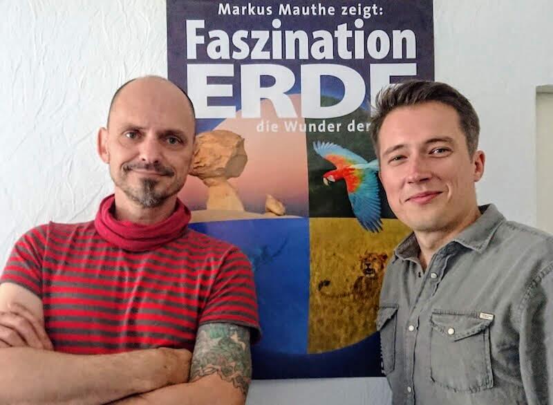 Markus Mauthe Erik Lorenz