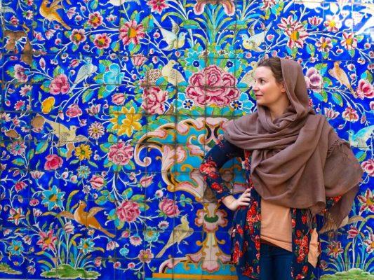 Nadine Pungs Iran