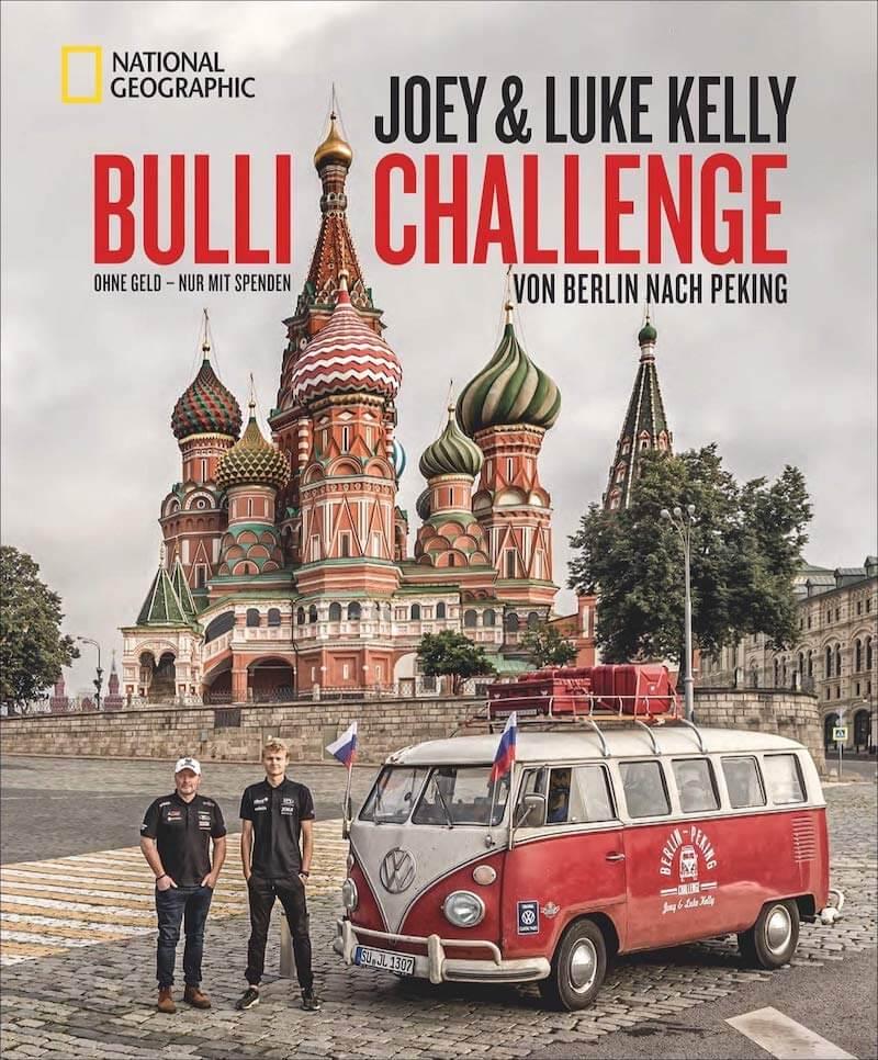Joey Kelly Bulli Challenge