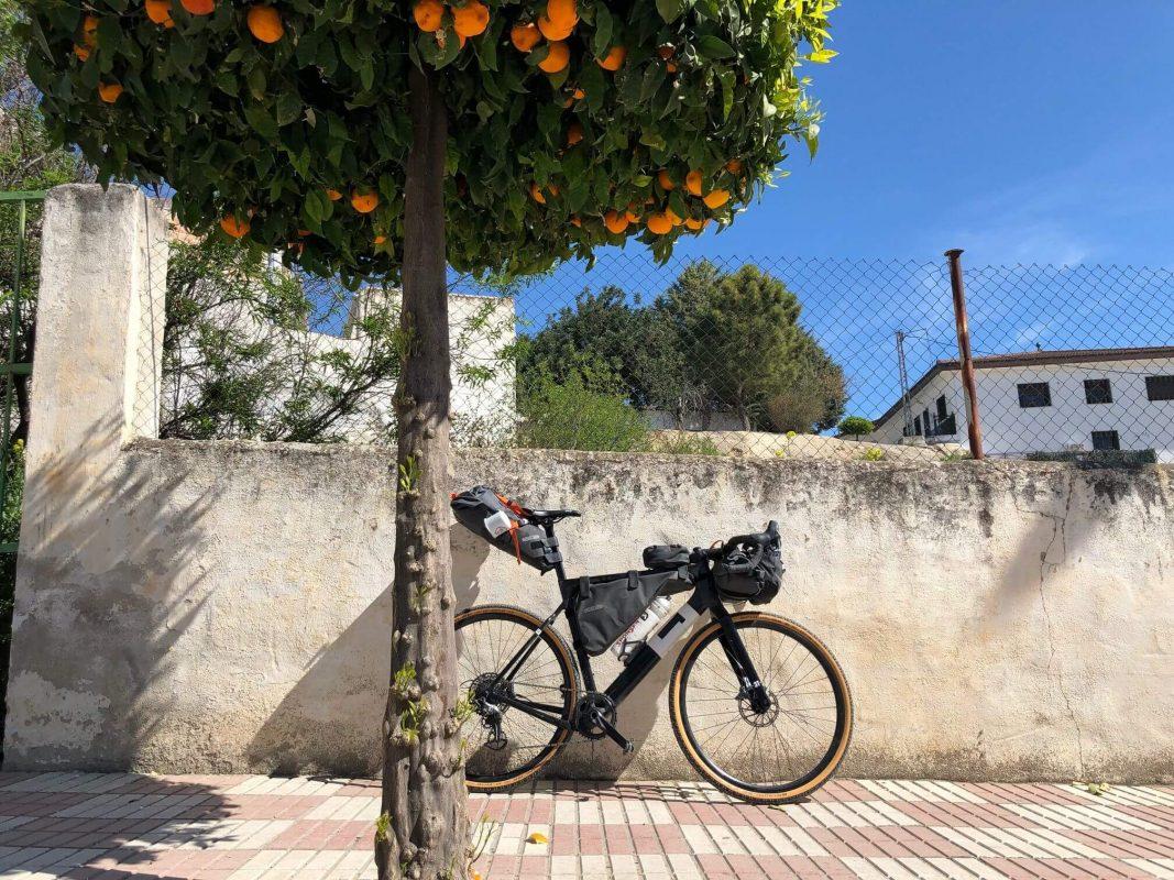 Bikepacking Weltwach