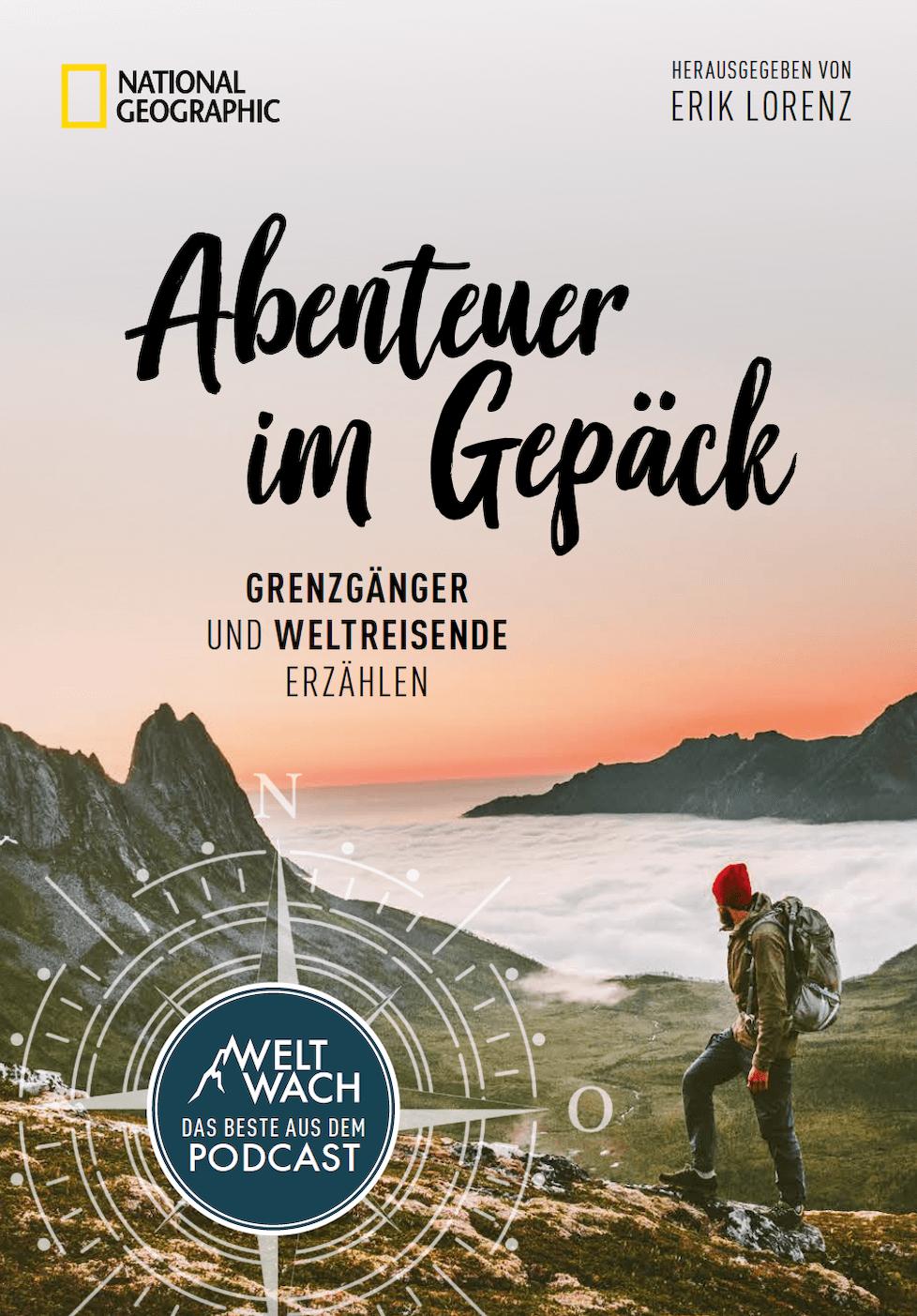 Abenteuer im Gepäck Weltwach Cover