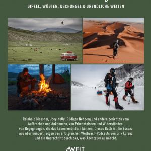 Abenteuer im Gepäck Weltwach Erik Lorenz