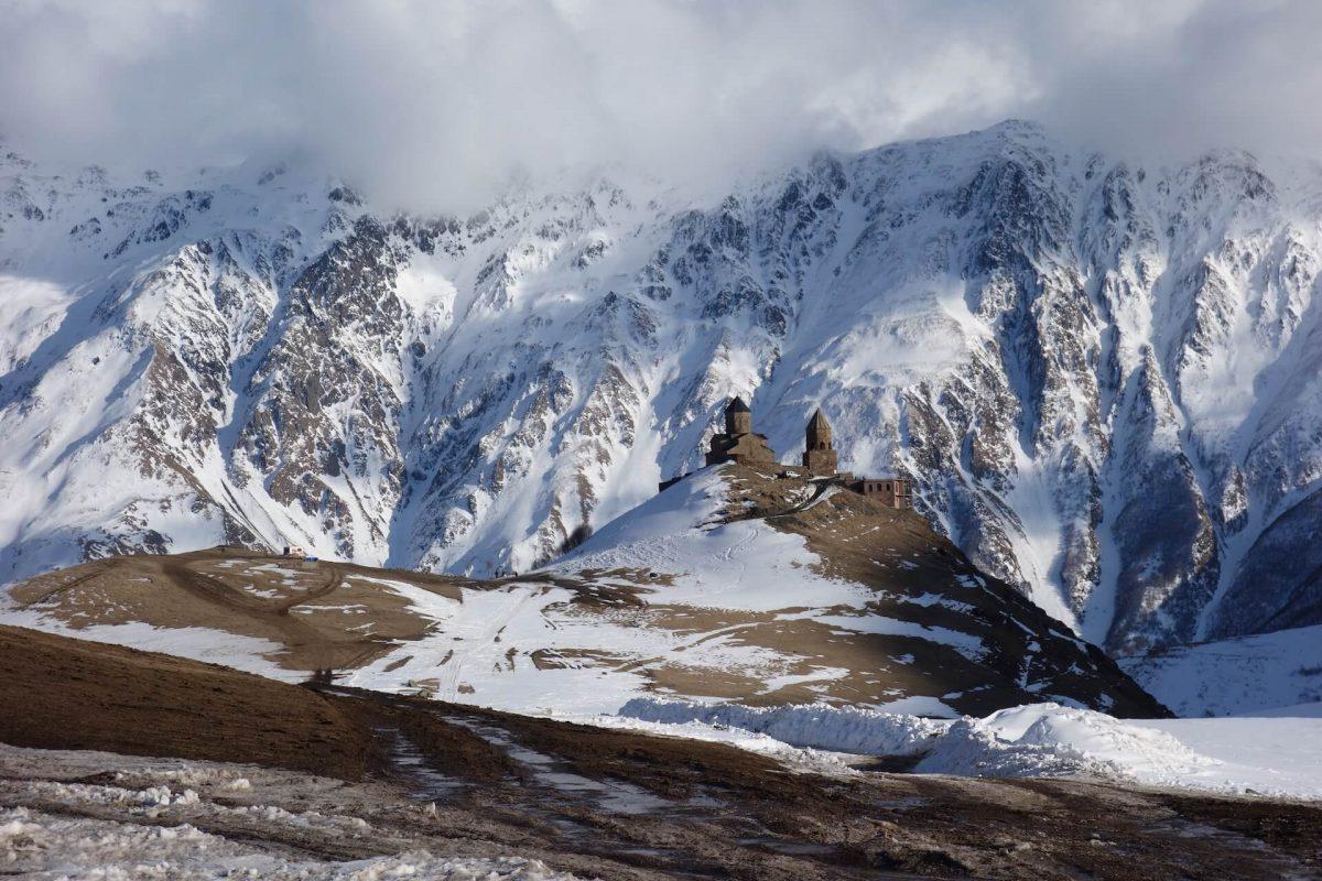 © Jonathan Ponstingl Kaukasus