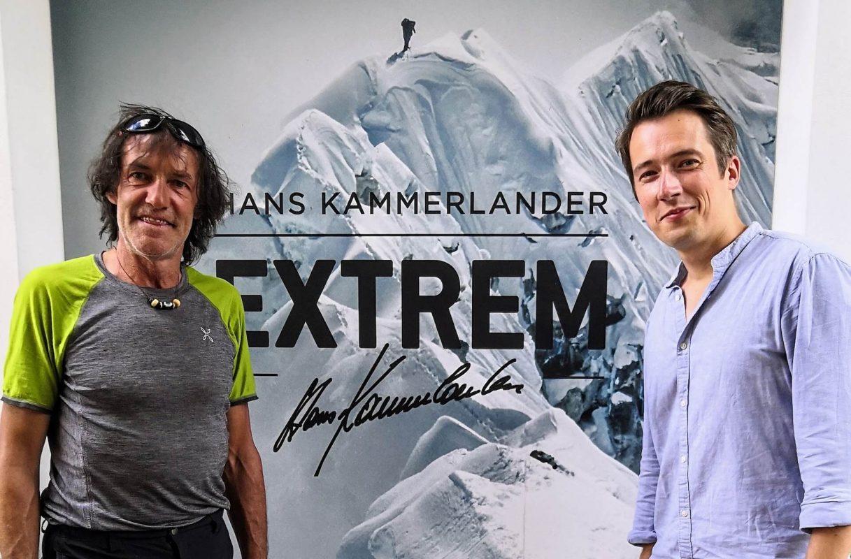Hans Kammerlander Weltwach Erik Lorenz