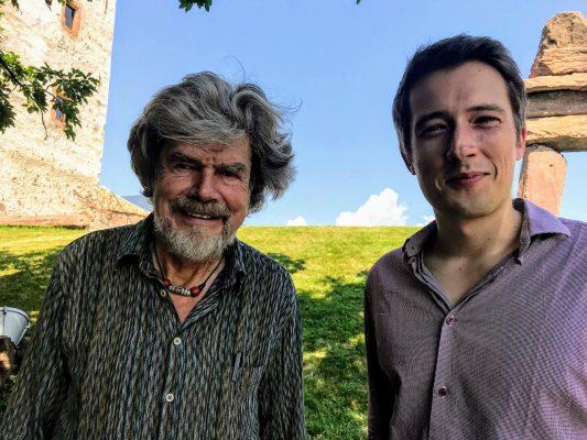 Reinhold Messner Erik Lorenz weltwach podcast