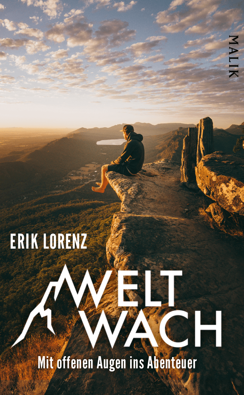 Cover Weltwach Buch
