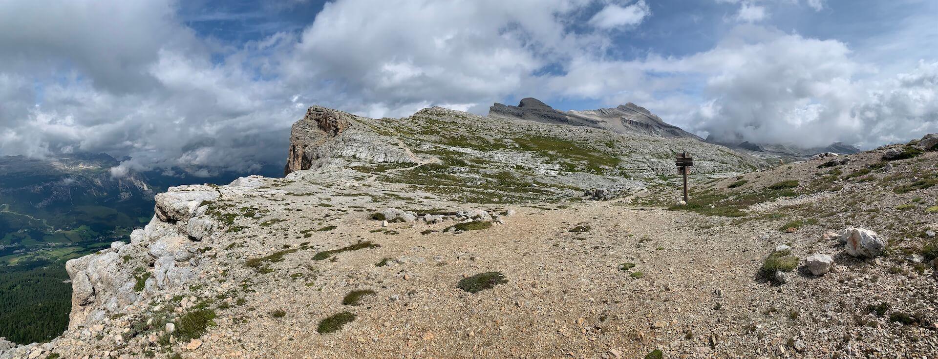 Dolomiten in Südtirol